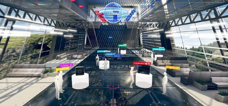 """SOLID WHITE gewinnt Gold beim Annual Multimedia Award 2019 für die VR Lösung """"VDC Interactive"""""""