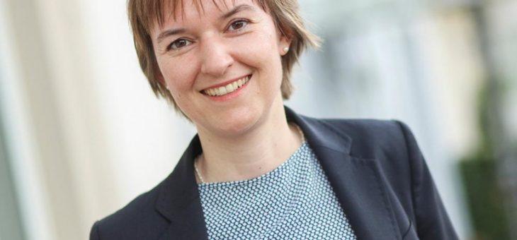 Dr. Isabell Schmidt zur IK-Geschäftsführerin berufen
