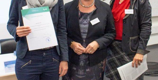 """Verleihung von """"HSB Innovationspreis"""" und Deutschlandstipendien an der Hochschule Bremen"""
