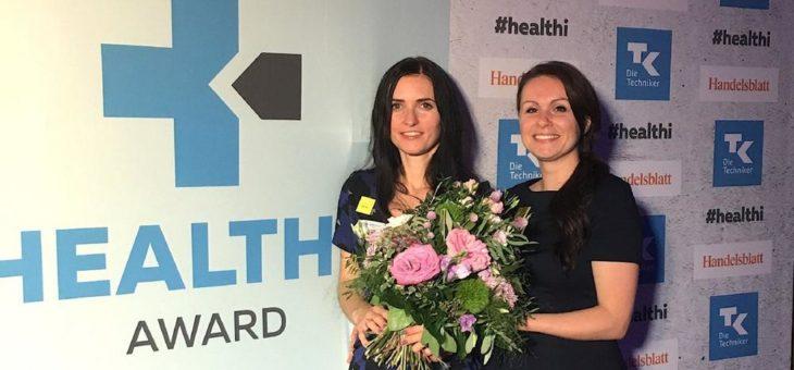 Health-i Award 2018 setzt Zeichen für die Weiterentwicklung der digitalen Gesundheitswirtschaft