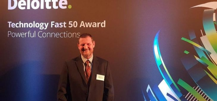 Instillo erzielt Spitzenplatz der Technology Fast 50 – Deutschlands am schnellsten wachsende Technologieunternehmen