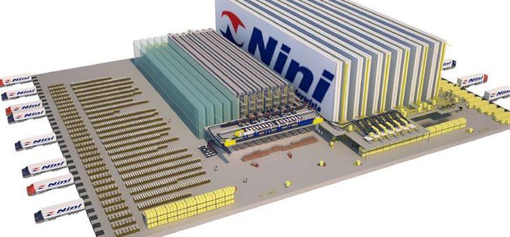 SSI Schäfer realisiert hochmodernes Distributionszentrum für Ricardo Nini S.A.