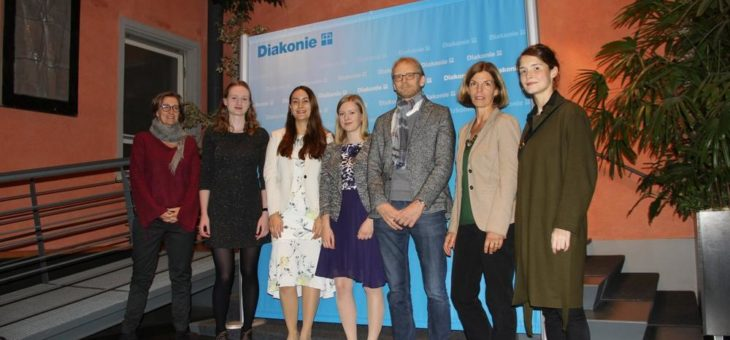 Diakonie Journalistenpreis vergeben
