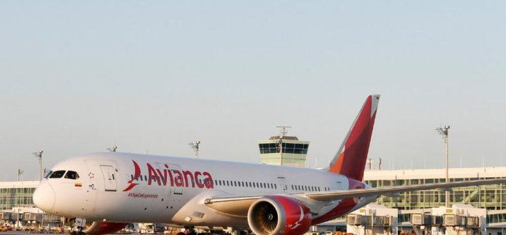 Avianca fliegt ab sofort von München in die kolumbianische Hauptstadt Bogotá