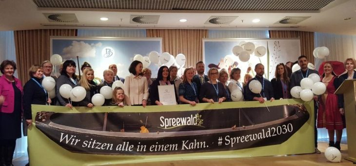 """Das erste """"Q"""" für eine ganze Tourismusregion Spreewald"""