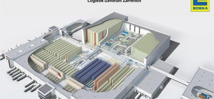 EDEKA Nord erweitert Logistikzentrum mit WITRON