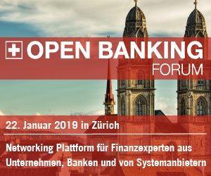 Open Banking Forum in Zürich