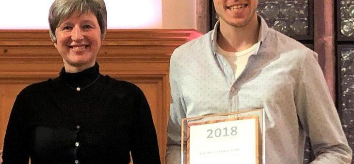 Ilmenauer Student für Arbeit zur Wirtschaftlichkeit von Geothermieanlagen ausgezeichnet