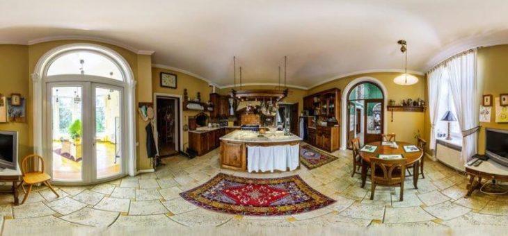 Serie Immobilienvermarktung 4: Weniger Besichtigungen dank 360-Grad-Rundgängen