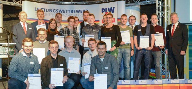 Leistungswettbewerb des Deutschen Handwerks 2018
