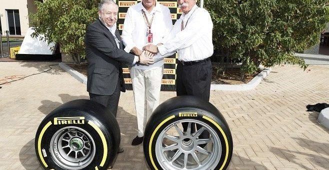 Pirelli und die Formel 1: Vetragsverlängerung bis 2023
