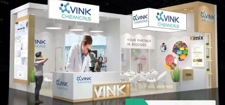 Vink Chemicals auf der CHINACOAT