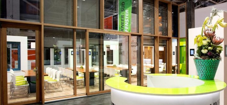 Innovatives Design, authentische Materialien und smarte Technik bei Fenstern, Fassaden und Haustüren