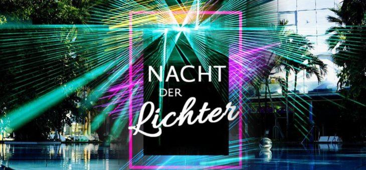 """Eventnacht: Lichtermeer im """"Paradies"""""""