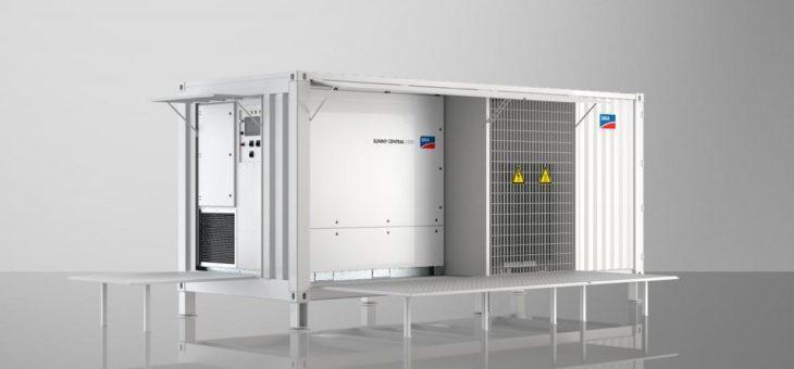 SMA liefert Technologie in das größte PV-Kraftwerk in Westafrika