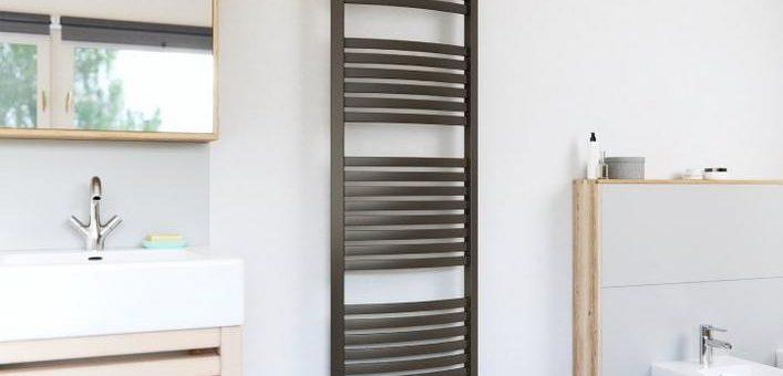 Komfort in schönster Form – Heizkörper von anapont erwärmen Bad und Handtücher und begeistern Designfans