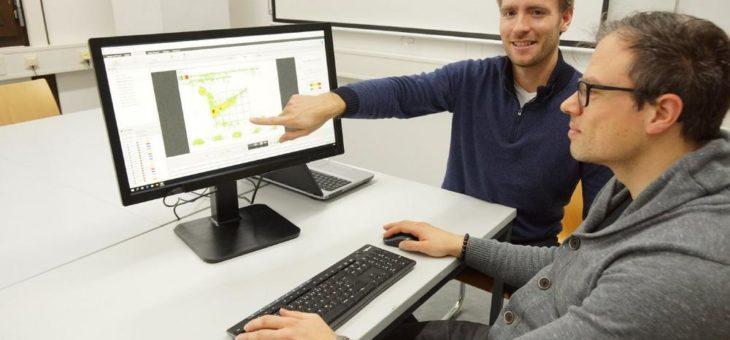 Eye-Tracking-Labor: Erfassung und Analyse von Blickbewegungen hilft, Lernverhalten zu verbessern