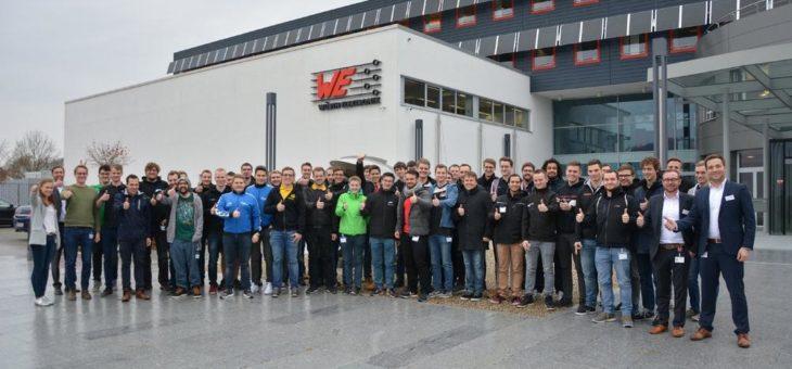 Kostenlose Bauteile und Unterstützung für mehr Formula Student Teams