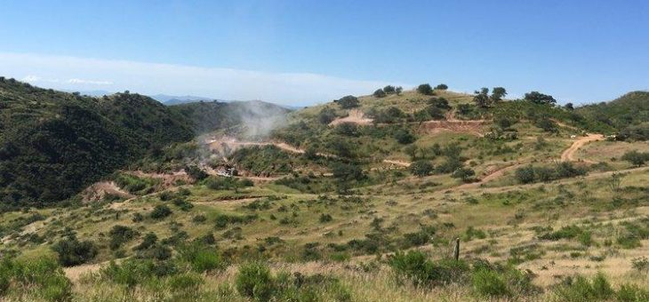 Sonoro Metals weist zahlreiche Goldtrends auf Cerro Caliche nach