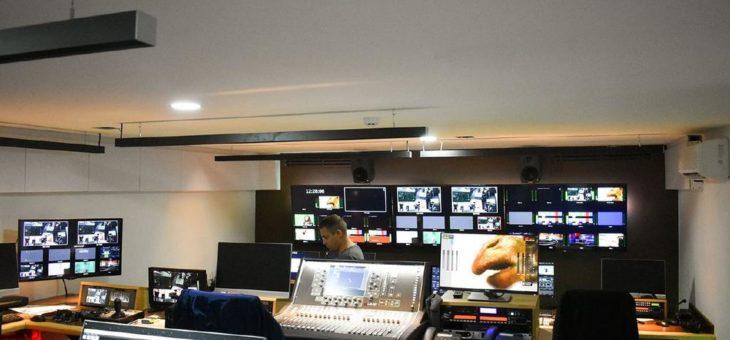 Neugegründeter Sender Switch TV in Kenia startet mit neuem Studiokomplex von Broadcast Solutions