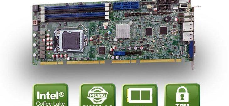 PCIE-Q370 – PIGMG 1.3 Coffee Lake CPU Karte