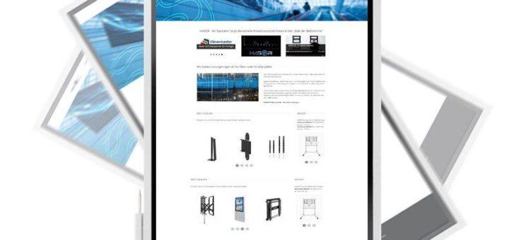 Gleich zwei durchdachte Montagelösungen für Samsung Flip von HAGOR