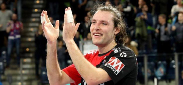 Handball: HC Erlangen verlängert mit Johannes Sellin – Christoph Steinert im 28er-Kader zur WM