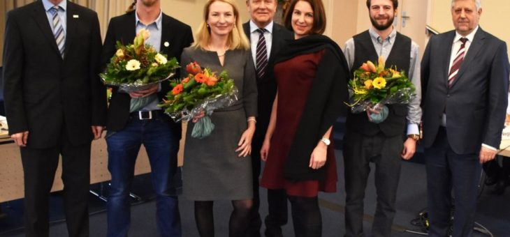 "IHK Magdeburg verleiht ""Forschungspreis 2018"""