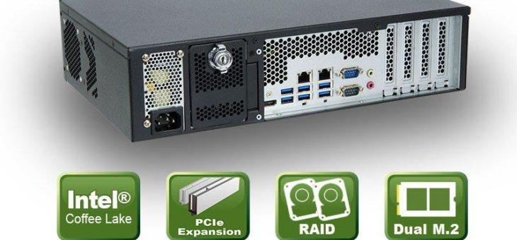"""Modularer """"headless"""" Embedded PC"""