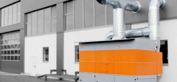 Effizienzsprung für Absaugsysteme: KEMPER bringt WeldFil-Serie auf den Markt