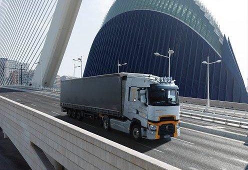 Renault Trucks 2019: Komfort, Kraftstoffersparnis und CO2-Redizierung