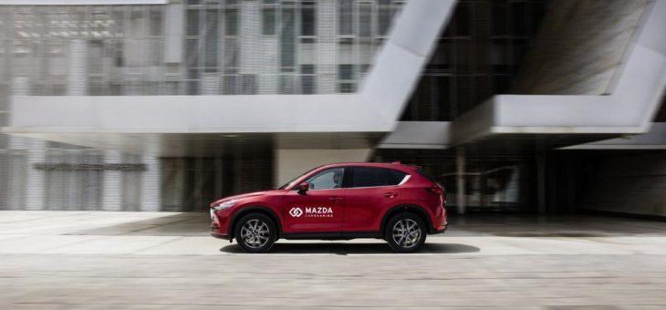 Mazda Carsharing gewinnt Connected Car Award 2018
