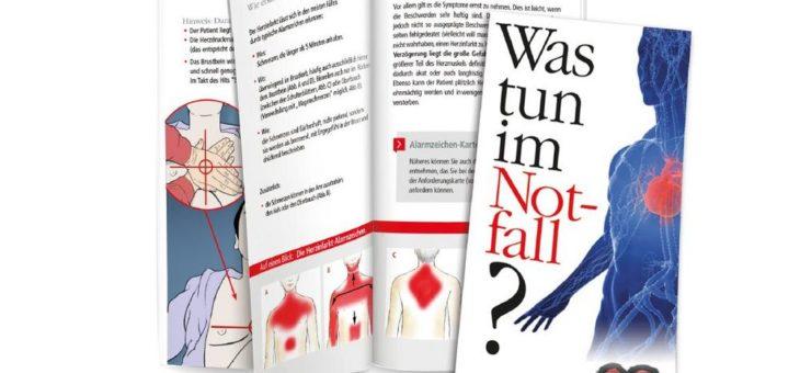 Lebensgefährliches Zögern: Bei Herzinfarkt-Verdacht keine Scheu vor Notruf 112