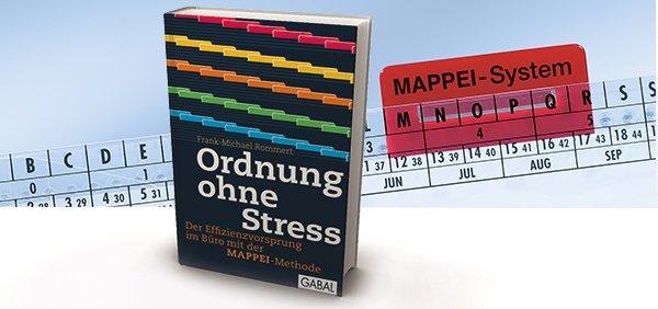 """Ordnung ohne Stress"""