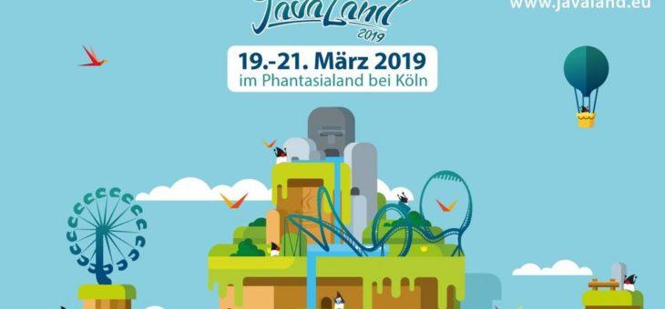 Terminhinweis: JavaLand 2019. Workshop: Das Java Module System in Aktion