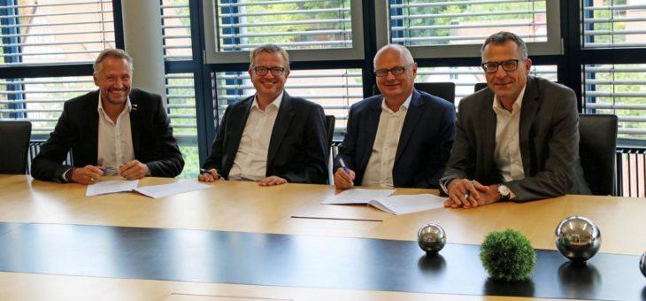 Stadtwerke Schwäbisch Hall GmbH  beteiligen sich am Start-up enisyst GmbH