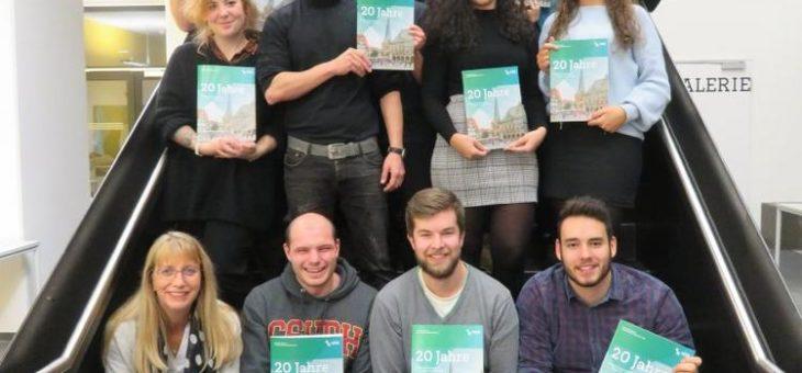 """Broschüre """"20 Jahre Freizeitwissenschaft studieren in Bremen"""" erschienen"""