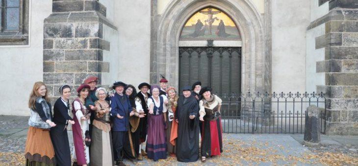 Lutherstadt Wittenberg profitiert von 2017 auch in 2018