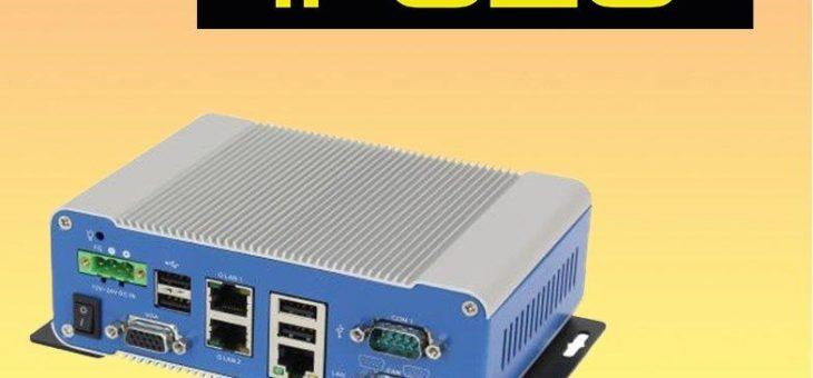 IPC2U präsentiert platzsparende lüfterlose Mini PCs