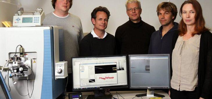 Neues Forschungsgroßgerät ermöglicht den Blick auf die Gesamtheit von Proteinen in der Zelle