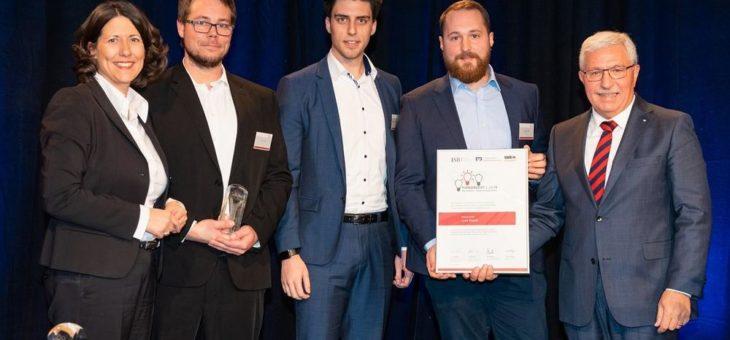 2. Platz bei Pioniergeist-Auszeichnung 2018 geht nach Worms