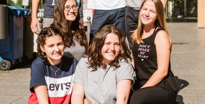 Nur bei welcome berlin tours: Klassenfahrten mit eigenem Bildungskonzept