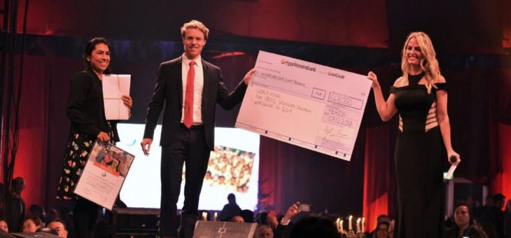 648.000 Euro für 1.800 Patenkinder