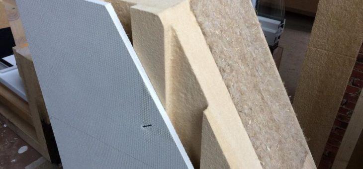 Die Zukunft der Fassadendämmung auf der BAU entdecken: Die natürlichste Versuchung, seit es WDVS gibt