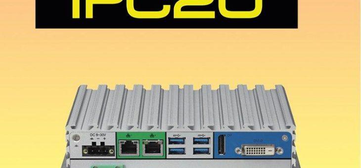 IPC2U GmbH präsentiert den NISE-107 Embedded PC