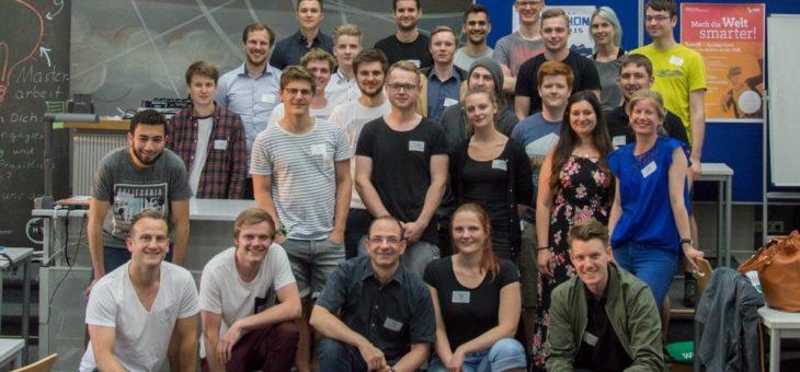 Ein erfolgreiches Jahr für das Sportradar Universitätsprogramm in Bremen mit der Hochschule Bremen