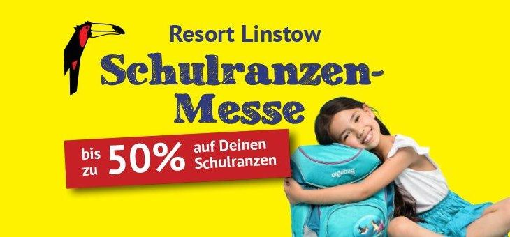 Zweite große Schulranzen-Messe im Van der Valk Resort Linstow