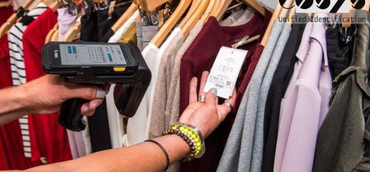 Inventur im Einzelhandel mit Smartphones
