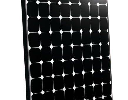 2019 wird das Solarjahr in Deutschland – SunPower Solarmodul mit 400 Watt und dazu den Tesla Powerwall Speicher