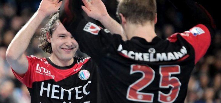 Handball: HC Erlangen startet mit dem Training für die Rückrunde – auch Testspiele in der Region